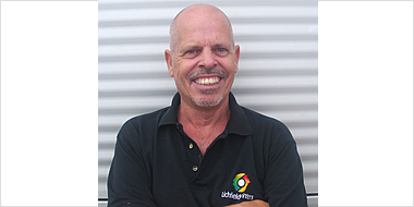 Peter Howard - Print Production Manager